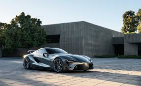 Upcoming Toyota Sports Car May Cost More than Chevrolet Corvette ...