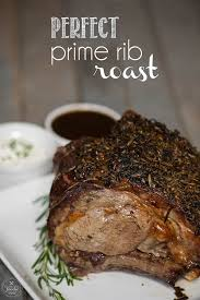 Prime Rib Roast Time Chart Perfect Prime Rib Roast