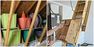 Attic Storage Ideas Fresh Shelving