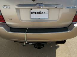 toyota highlander trailer wiring adapter solidfonts toyota tacoma trailer hitch wiring harness solidfonts