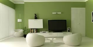 green colored furniture. Idea Of Living Room Green Wall Color White Furniture Colored
