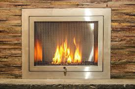 direct vent fireplace insert installation cover home depot fresh air kit free safety