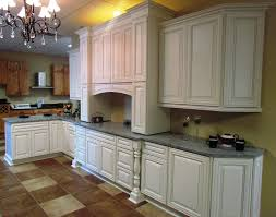 image of small kitchen hutch cabinets