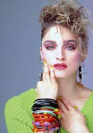 a great picture of 80 s madonna