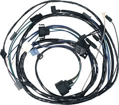 mopar parts electrical and wiring wiring and connectors 1969 mopar b body 383 440 ex 6 pack engine wire harness ecu