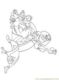 Small Picture Alice In Wonderland 2 Coloring Page Free Alice in Wonderland