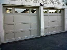 glass garage door panel for pet all modern home designs