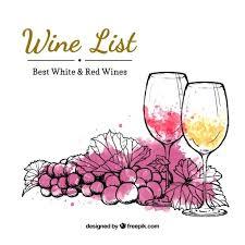 Free Wine List Template Download Free Wine List Template Download Teran Co