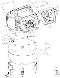 Bostitch air pressor parts diagram famous italy info