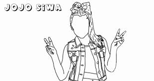 The current version is 1.0 released on including a variety of jojo siwa character, you can both develop the sense of color and relax yourself. 12 Free Jojo Siwa Coloring Pages Moms
