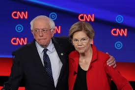 The Bernie Sanders-Elizabeth Warren Cold War Is Heating Up ...