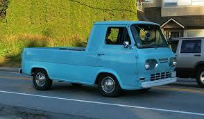 1965 Mercury Econoline Pickup Truck | Ford of Canada | Custom_Cab ...