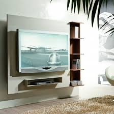 Amazing Wall Mounted Tv Unit 55 Cool Entertainment Wall Units For Bedroom