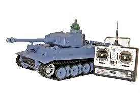 Купить <b>Радиоуправляемый танк Heng Long</b> German Tiger ...