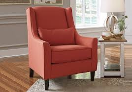 coral accent chair. Perfect Accent AF7990421SansimeonCinnamonAccentChair1 And Coral Accent Chair I
