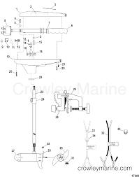 complete trolling motor(model t34) (12 volt) 2004 motorguide 12v how to wire a 24 volt trolling motor plug at Motorguide 12 24 Volt Trolling Motor Wiring Diagram