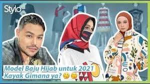 Pada model ini variasi desain dan aksen yang dipilih sangat beragam. Search Results Quot Tren Fashion Hijab 2021 Quot