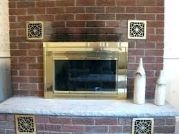 how to clean soot fireplaces white swan homes and gardens how to clean soot from fireplace