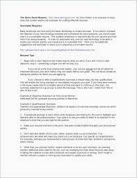 Resume Layout Example Magnificent 48 New Resume Layout Examples Of Dance Resumes Resume Example