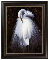 on transitional canvas wall art with egret fan framed canvas wall art