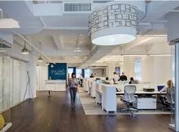 creative office ceiling. Beautiful Ceiling Open Bullpen For Creative Office Ceiling E