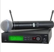 <b>Wireless Microphone</b> Stage NZ