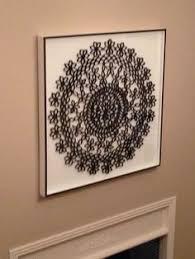rezultat imagine pentru toilet paper roll wall art on toilet paper diy wall art with toilet paper roll wall art diy pinte