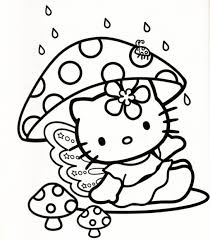 Small Picture Hello Kitty Coloring Pages Bestofcoloringcom