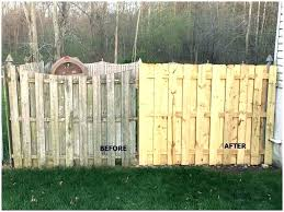 how to put up a wooden fence chain link fence flat back wall mount gate hinge