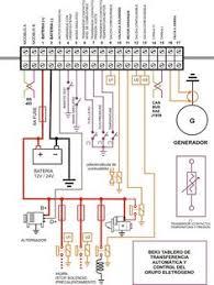 diesel generator control panel wiring diagram diesel generators in diesel generator control panel wiring diagram conexiones del motor tableros de transferencia automática para grupos electrógenos