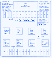 bmw e39 2001 main fuse box block circuit breaker diagram carfusebox 2000 bmw 528i fuse diagram at Bmw E39 Fuse Box Location