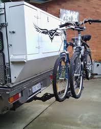 Bike Campers Isi Advanced 4x4 Bicycle Carrier And Bike Rack Systems