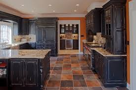 kitchens with black distressed cabinets. Case Design/Remodeling, Inc. Traditional-kitchen Kitchens With Black Distressed Cabinets N