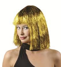 Tinsel Girl Wig