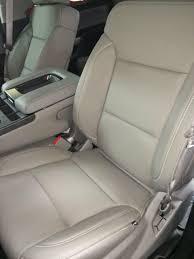 2016 2018 chevrolet silverado lt double cab katzkin cocoa dune leather seat kit
