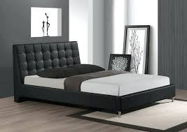 full size of ireland queen faux leather bed black box 2 of platform acme why choose