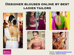 Best Designer Blouse Online Designer Blouses Online By Best Ladies Tailors By Epitome