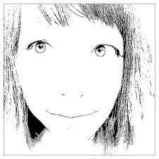 イラスト かわいい 女の子 女性 ポーズ Woman うずら Uzura Woman Girl
