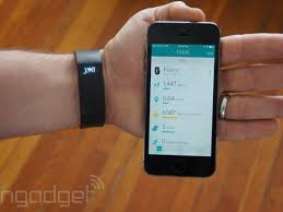 If you have a fitbit charge 2, a series of numbers will appear on your tracker's screen, which you'll type into your phone to complete the pairing. Fitbit App Lets You Track Activity With Just Your Iphone 5s No Fitbit Device Required Engadget
