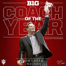 Image result for Tom Crean big 10 coach of year
