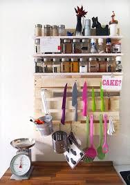kitchen pallet racks ideas