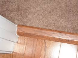wood to carpet transitions where to place carpet to wood transition strip transition tile to tile