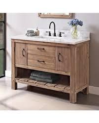 open shelf vanity. Beautiful Open 1507VH48 Napa 48 With Open Shelf Vanity 6