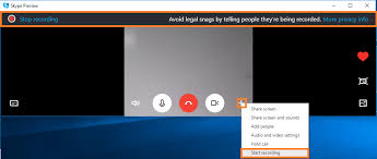 recording a skype call the best skype video call recorder record skype video and audio