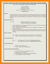 Resume For Home Science Teacher Cv English Lecturer Pgt Sample