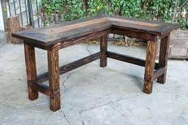 office desk plans. Rustic L Shaped Desk Amusing Office Wow This Would Look Great In An Plans