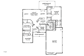 3 car tandem garage house plans one story house plans with 3 car garage unique interesting
