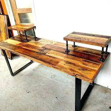 rustic office desks. Rustic Office Furniture Industrial Desk Desks Toronto