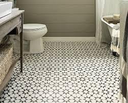 vintage bathroom floor tile ideas. Star Pattern Vintage Bathroom Floor Tile Ideas .