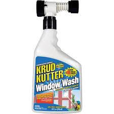 krud kutter 32 oz window wash and